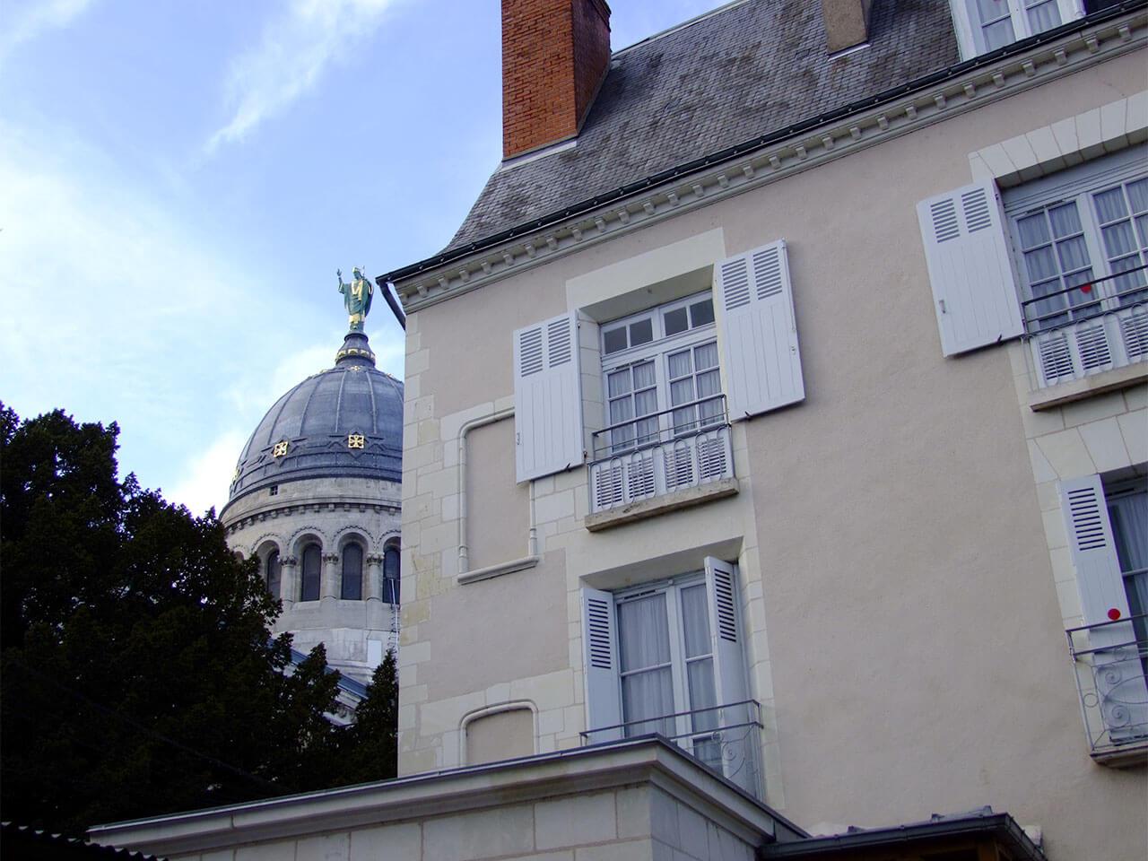 La Maison d'Accueil et Saint-Martin de Tours