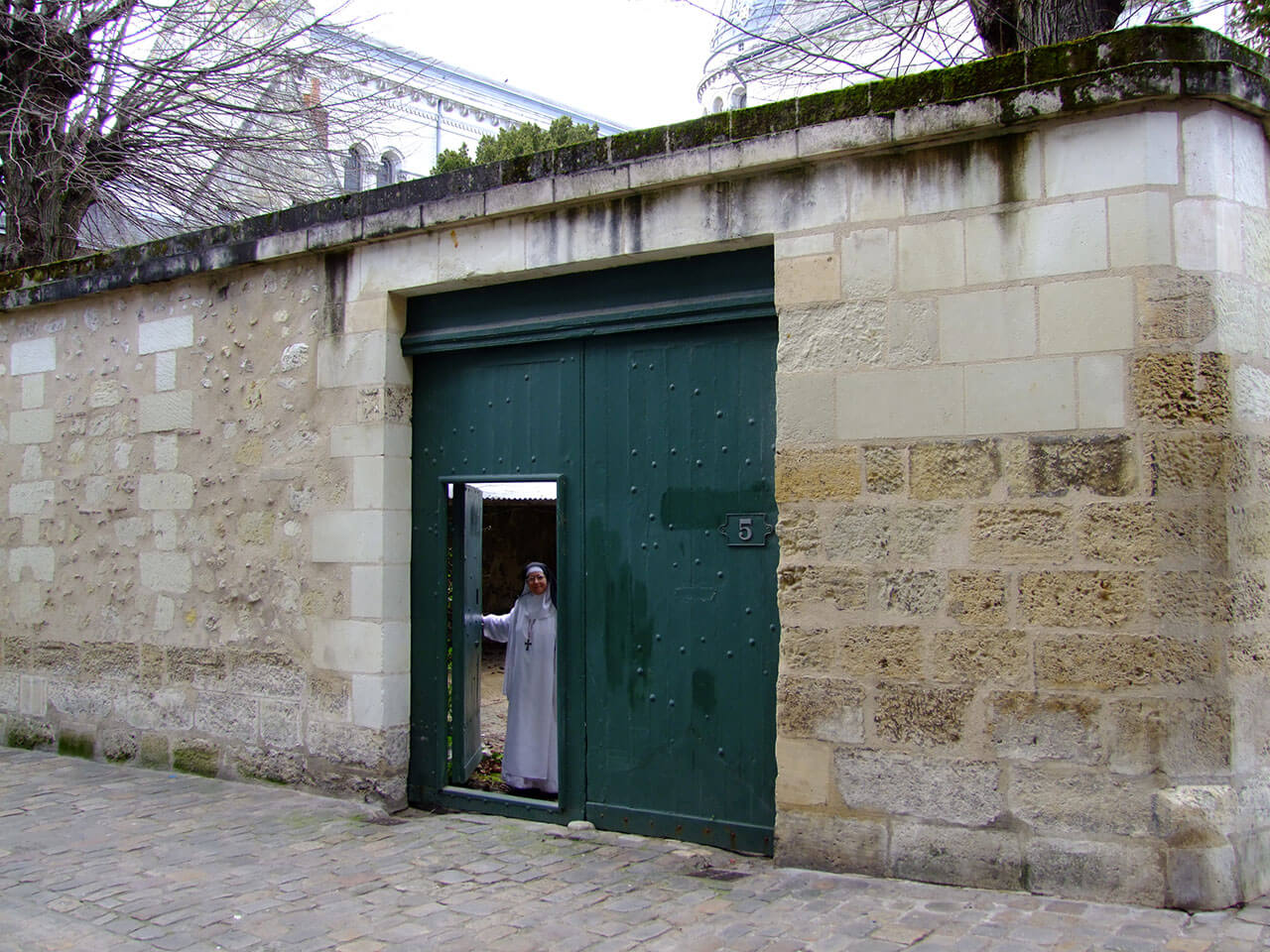 Vous recevoir à la Maison d'Accueil Saint-Martin de Tours