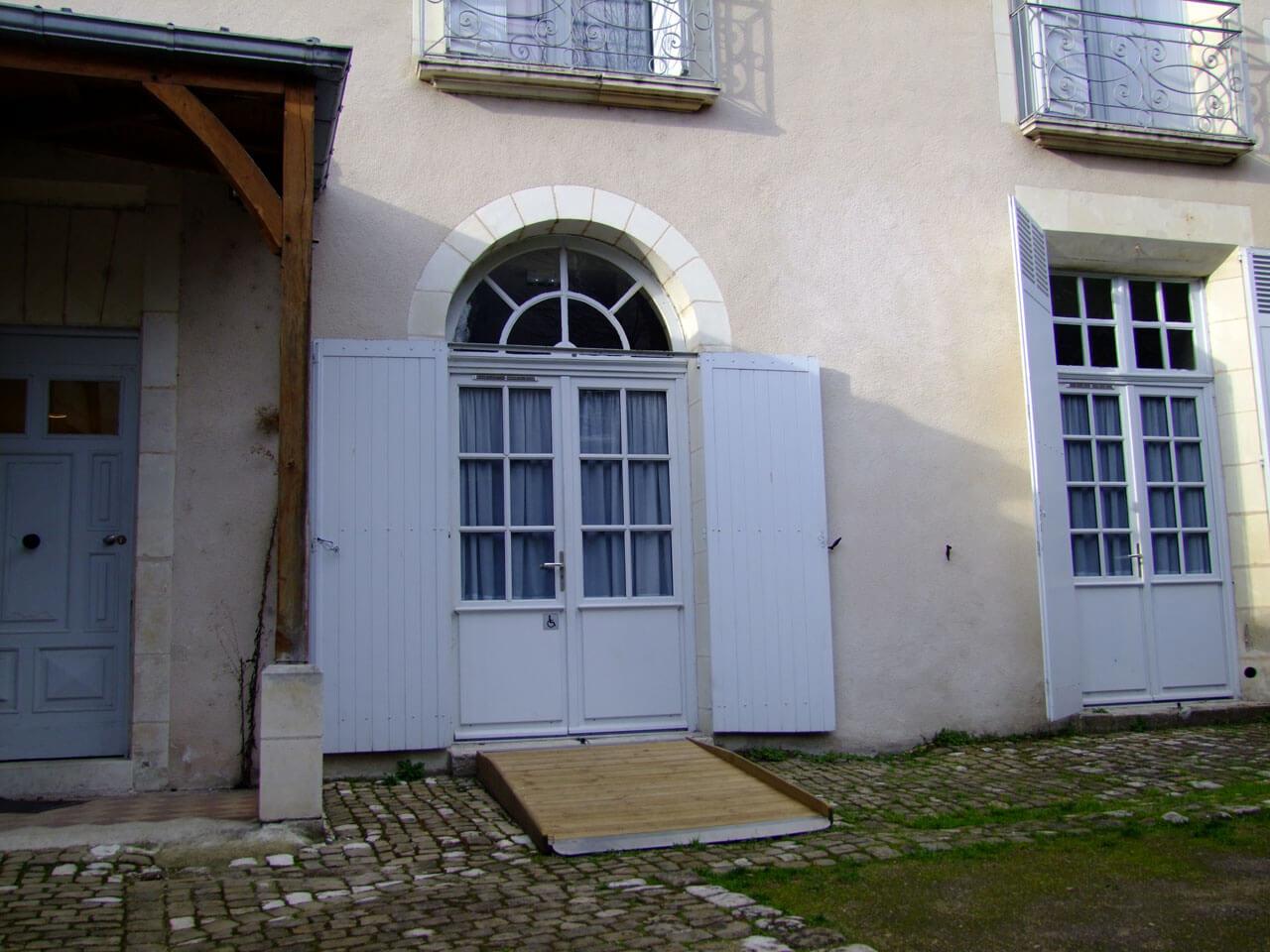 Maison d'Accueil Saint-Martin de Tours