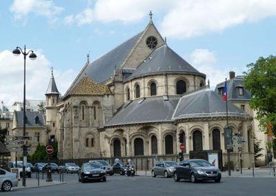 L'ancien Prieuré Saint-Martin (75)
