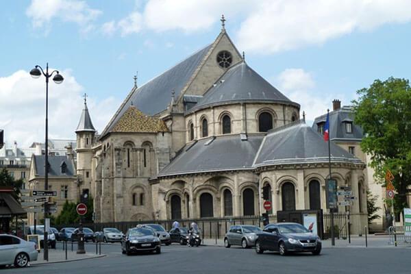 L'ancien Prieuré Saint-Matin (75)