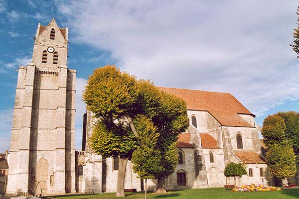 Église Saint-Martin à Étampes (75)