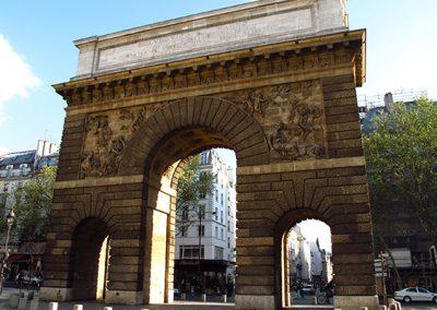 La Porte Saint-Martin (75)
