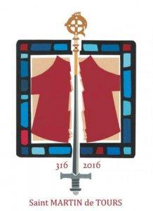 Logo Saint Martin de Tours diocese