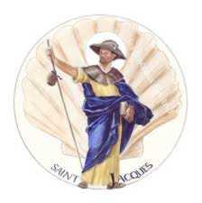 La fête de Saint Jacques le 25 juillet