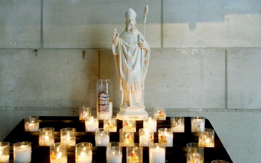 Prier Saint-Martin de Tours