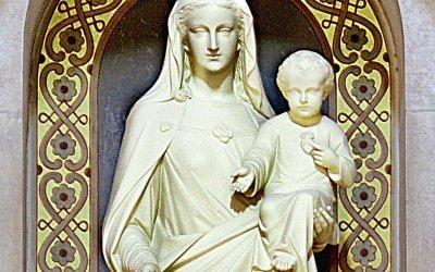 Fête de l'Assomption de la Vierge Marie 14 et 15 août