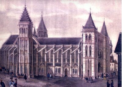 Découvrir la Basilique Saint Martin de Tours