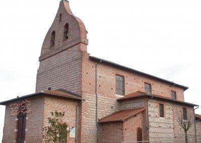 Eglise Saint-Martin de Rocques sur Garonne (31)