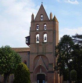 Église Saint-Martin de Portet sur Garonne (31)