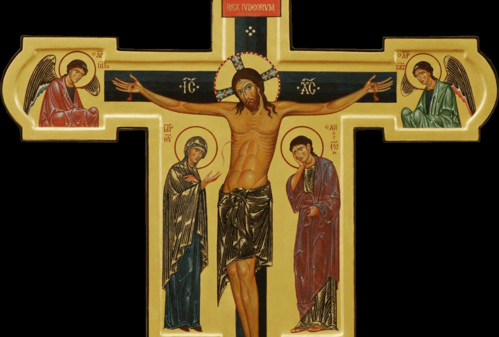 Chemin de croix le 1er vendredi du mois